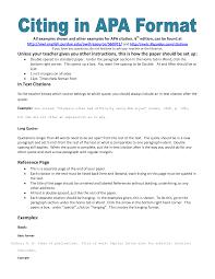 Sample Apa Bibliography Monzaberglauf Verbandcom
