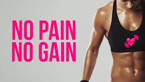 spierpijn na fitness