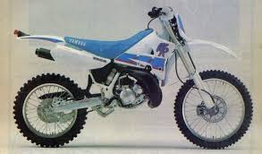 yamaha wr200 the forgotten woods bike only trail bikes 1991 wr 200