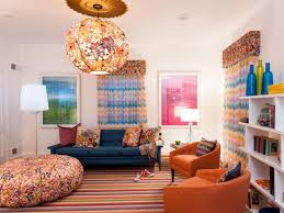 Teenage Living Room