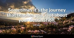 Inspirational Travel Quotes Gorgeous Journey Quotes BrainyQuote