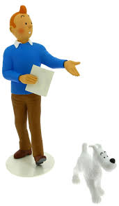 Collectors Kuifje Beelden Tintin Boutique