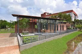Sathya Design Associates Clay Roof Tiles House Clay Roof Tiles Roof Tiles