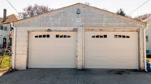 Garage Makeover Painting Faux Door Windows Ace Paints