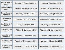 Pay Chart Navy Federal 2015 Usaa Pay Calendar 2019 2020 Calendar Grid For 2015 2016 2017