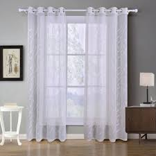 Sheer Bedroom Curtains Online Get Cheap Embroidered Sheer Curtain Aliexpresscom