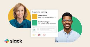 Slack: <b>Welcome to your</b> new HQ
