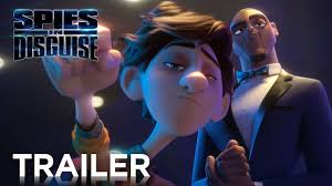 Spies in Disguise | Official Trailer 3 [HD] | 20th Century FOX - YouTube