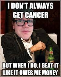 Bryan Beats Cancer memes | quickmeme via Relatably.com