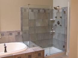 Small Picture Small Bathroom Shower Design Ideas Home Design and Interior