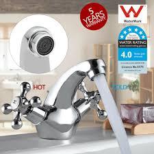 details about kitchen basin mixer tap modern sink swivel gooseneck spout faucet hot cold au