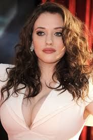 kat dennings bust size heavenly cleavage kat dennings list