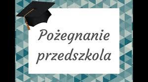 Zakończenie Przedszkola grupa Świerszcze 25.06.2020 – Przedszkole Pszczółka Maja