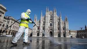 إيطاليا: إجمالي إصابات كورونا يصل إلى 1.91 مليون - صحيفة الاتحاد