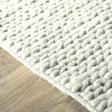 chunky wool rug hand woven off white area pottery barn jute and blue knit throw australia chunky wool rug
