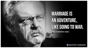 Chesterton Quotes New Gk Chesterton Said Quotes 48 Motto Cosmos Wonderful People Said