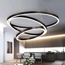 black pendant light kitchen modern led pendant light for kitchen dining room black pendant lamp led