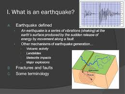 | meaning, pronunciation, translations and examples an earthquake (also known as a quake, tremor or temblor) is the shaking of the surface of the earth resulting from a. I What Is An Earthquake Earthquake Defined Fractures And Faults Ppt Video Online Download