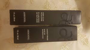 arbonne sheer glow highlighter makeup primer shades review swatches ings arbonne sheer glow
