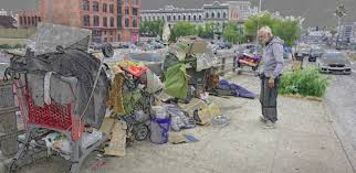estimating the annual size of the homeless population in los angeles using point in time data