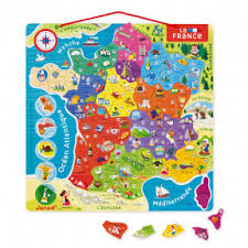 <b>Magnetic puzzles</b> for children aged 18 months and up - Janod