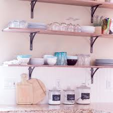 6 Creative Storage Solutions For A Kitchen With No Upper Cabinets
