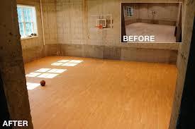 30 x 25 basketball court
