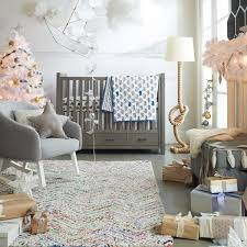 bedroom unusual grey crib and fluffy rocking chair for baby wish nursery floor lamps intended 14