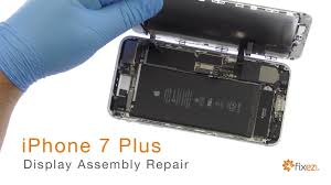 Iphone 6 Plus Screw Size Chart Iphone 7 Plus Display Assembly Lcd Touch Screen Repair Guide Fixez Com