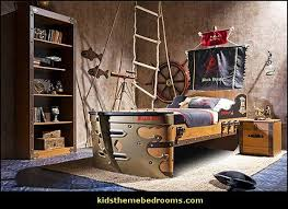 pirate themed bedroom pirate