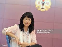 Ada Chu Wai-chun, vice principal of Pui Ling School of the Precious... News  Photo - Getty Images