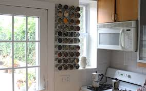 How to make a magnetic spice rack, and why