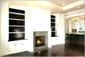 fireplace with shelves on each side fireplace cabinets each side fireplaces