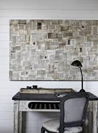 16 clever home decor ideas with newspaper futurist architecture