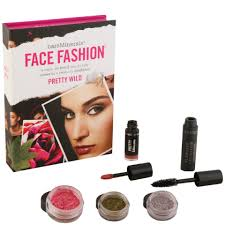 bareminerals face fashion pretty wild limited edition kit 5 s free us shipping lookfantastic