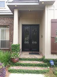 Another Favorite Custom Wrought Iron Double Front Door Dream - Iron exterior door
