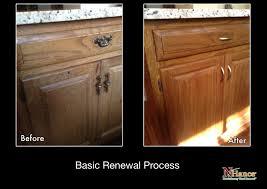 the nhance basic cabinet renewal basic cabinet refinishing with nhance