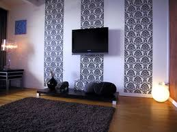 Modern Living Room Wallpaper Living Room Wallpaper As The Best Decoration Wisma Home