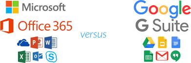 microsoft office company. G Suite Vs Microsoft Office 365 Company