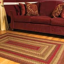 large rustic area rugs primitive rugs for living room cant miss holiday deals on rustic lodge bear cabin round area rustic lodge bear cabin round area rug