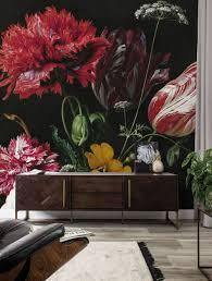 Fotobehang Bloemen Golden Age Flowers 2 3896 X 280 Cm Kek Amsterdam