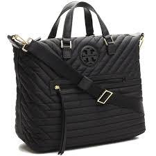 Bighit The total brand wholesale | Rakuten Global Market: Tory ... & Tory Burch (TORY BURCH) QUILTED NYLON SLOUCHY SATCHEL handbag 31159505-001  BLACK black Adamdwight.com