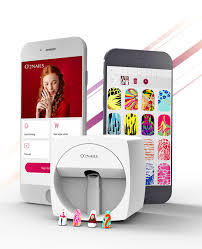 you can now get a digital nail printer