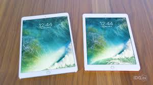 ipad size comparison apple q3 2017 results the ipad is back macworld