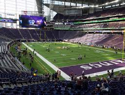 U S Bank Stadium Section 122 Seat Views Seatgeek