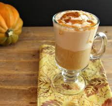 pumpkin caramel latte low carb paleo