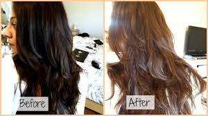 Color Dark Brown Hair To Light Brown