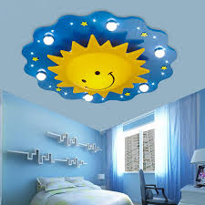 childrens ceiling lighting. Surface Mounted Children Ceiling Lamps Kids Bedroom Cartoon Sun Decoration Chandelier Light LED Source-in Lights From \u0026 Lighting On Childrens
