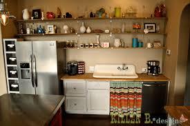 a handbuilt vintage country kitchen killer b designs