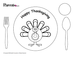 Be sure to visit many of the other holiday coloring pages aswell. Thanksgiving Printables Place Cards Paper Crafts And More Parents